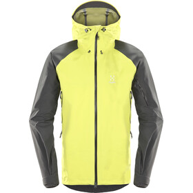 """Haglöfs M's Roc Spirit Jacket Star Dust/Magnetite"""